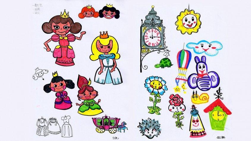 LittlePinkCastle_illustration_hand